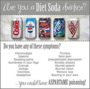 Aspartame Poisoning?
